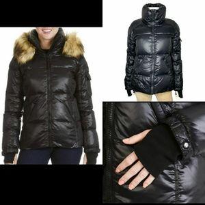 Nwot puffy black Jacket